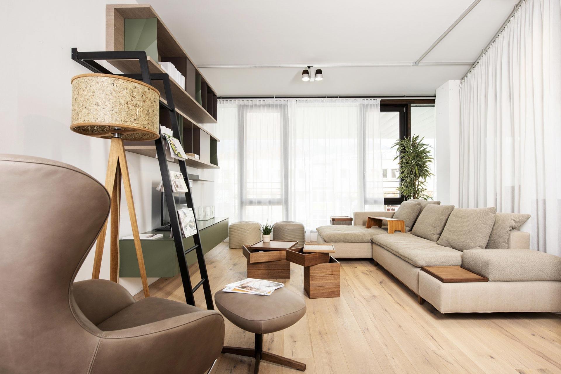 couchzone - Interior Design Innsbruck - Wohnlandschaft