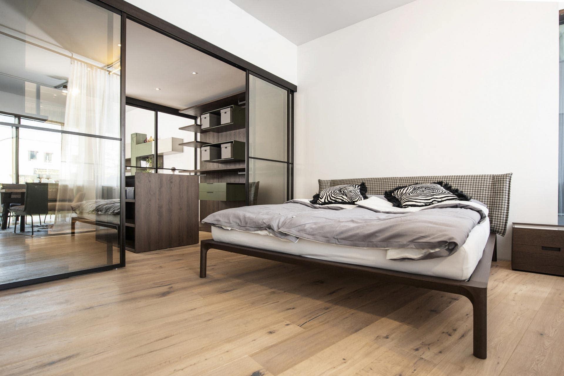 couchzone - Interior Design Innsbruck - Schlafzimmer