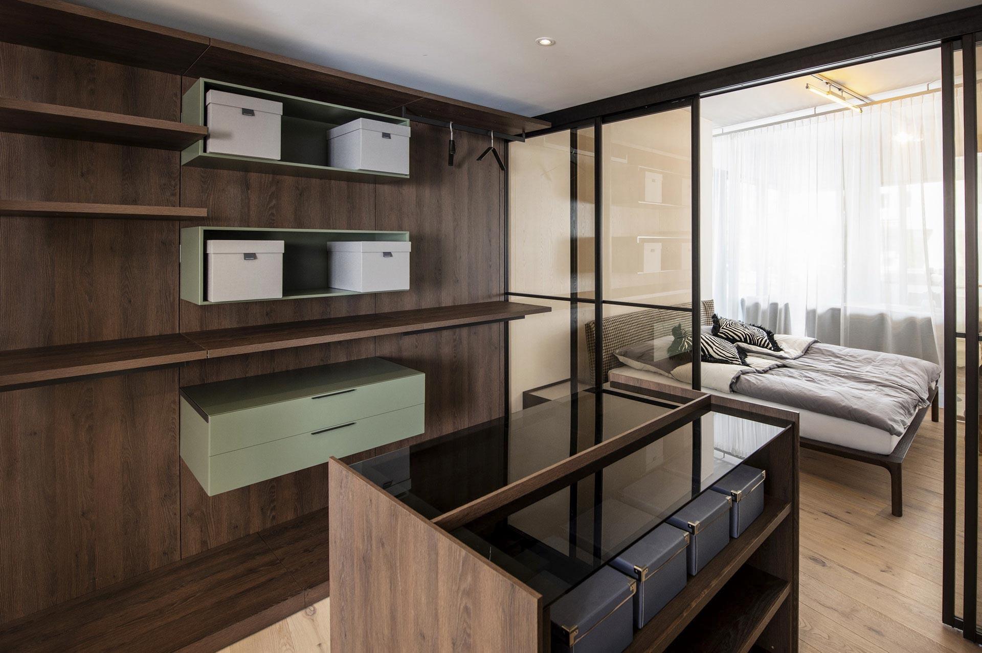 couchzone - Interior Design Innsbruck - Garderoben und begehbarer Kleiderschrank
