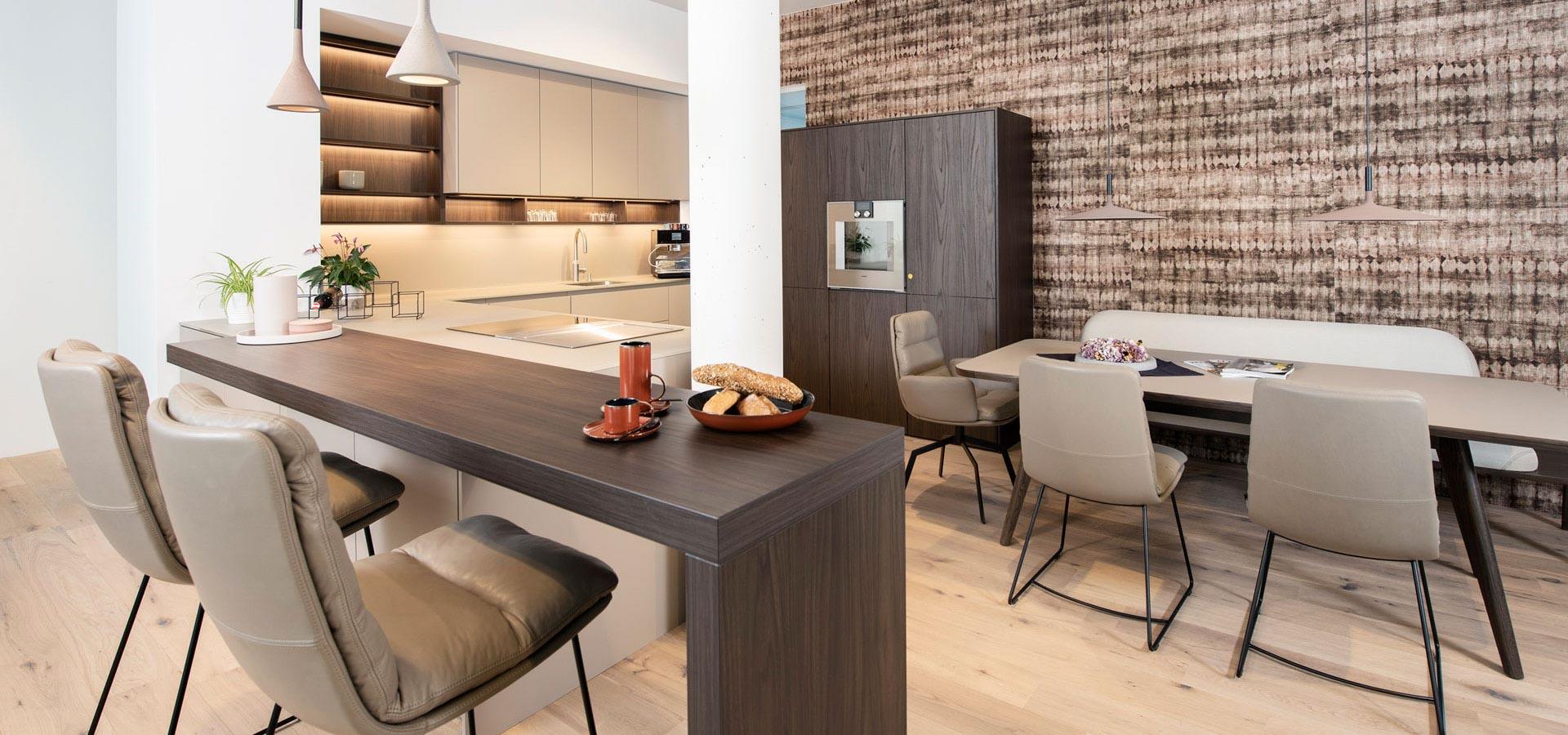 couchzone - Interior Design Innsbruck - Küche und Bar