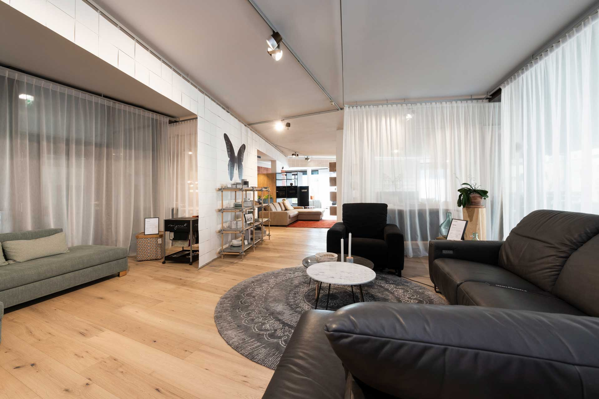 couchzone - Interior Design Innsbruck - Showroom